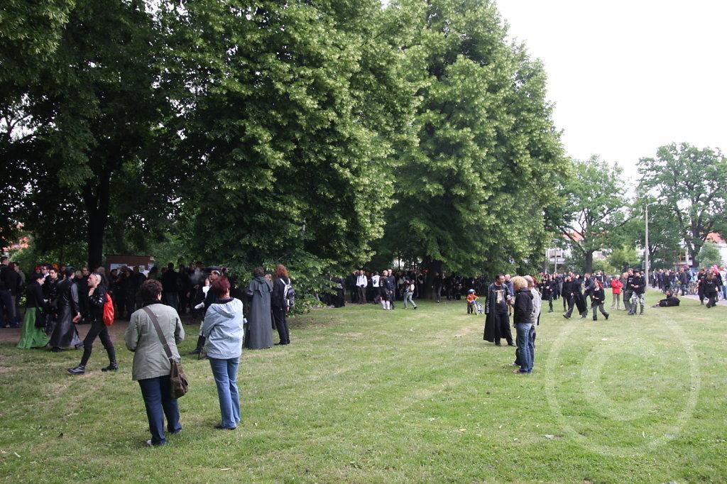 WGT 2009 - 30.05.2009 - Heidnisches Dorf